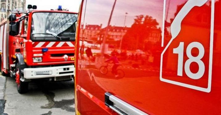 Huit sapeurs-pompiers et trois engins de secours routiers sont intervenus sur les lieux du drame ce soir (Photo d'illustration)