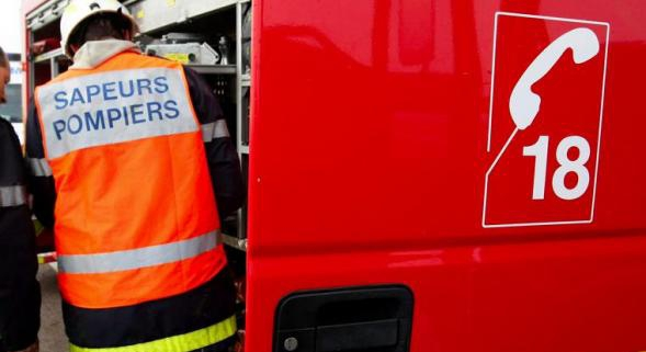 Les victimes ont été transportées par les sapeurs-pompiers à l'hôpital de Poissy (Photo d'illustration)