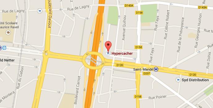 Prise d'otage porte de Vincennnes : le boulevard périphérique fermé et le secteur bouclé