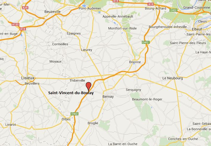 Accident mortel sur l'A28 cette nuit près de Thiberville (Eure)