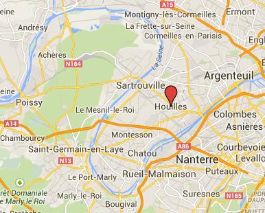 Yvelines : il frappe sa sœur et se retranche chez lui avec un couteau