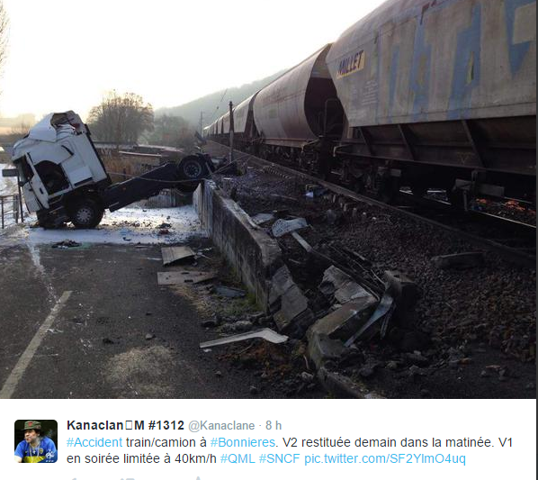 Le trafic ferroviaire rétabli vendredi matin promet la SNCF