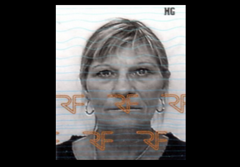 Gina Hornain (Photo Gendarmerie)