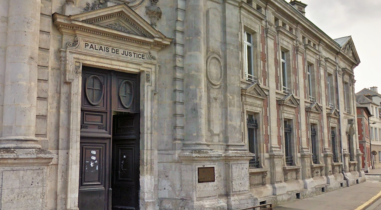 Palais de justice d'Evreux (Photo d'illustration)