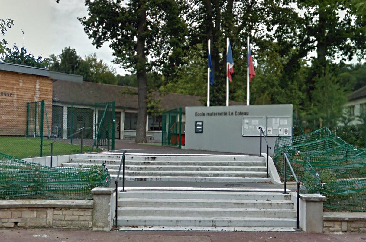 Ecole maternelle Le Côteau, à Viroflay (Photo d'illustration @Google Maps)