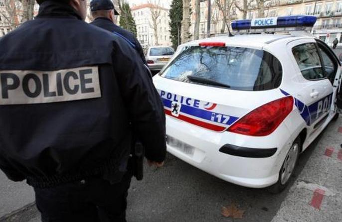 Le cambrioleur dont le signalement avait été signalé a été repéré par une patrouille de policiers rue Lafayette (Photo d'illustration)