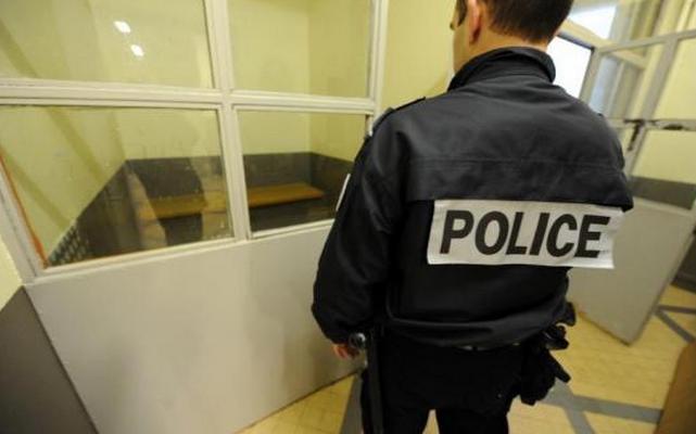 L'auteur de violences et menaces de mort sur les policiers a été placé en garde à vue (Photo d'illustration)