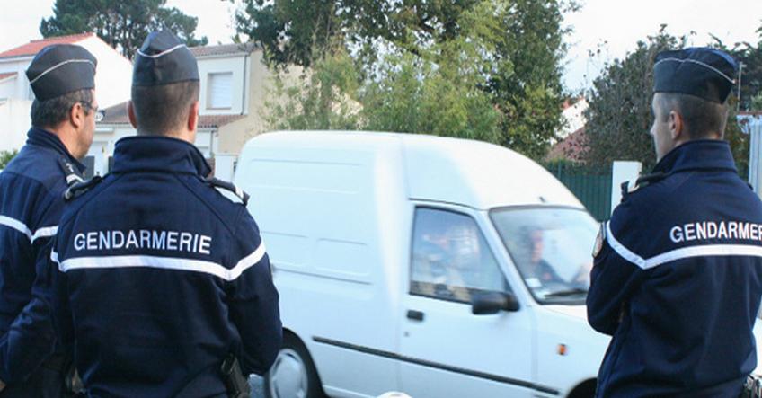 L'enquête de voisinage effectuée par les gendarmes a permis de recueillir des éléments intéressants permettant de confondre les braqueurs de la fleuriste d'Yvetot (Photo d'illustration)