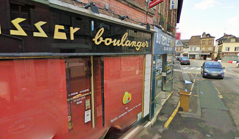 Rue Lemarrois les cambrioleurs ont escaladé un mur pour s'introduire dans la boulangerie-pâtisserie (Photo d'illustration)