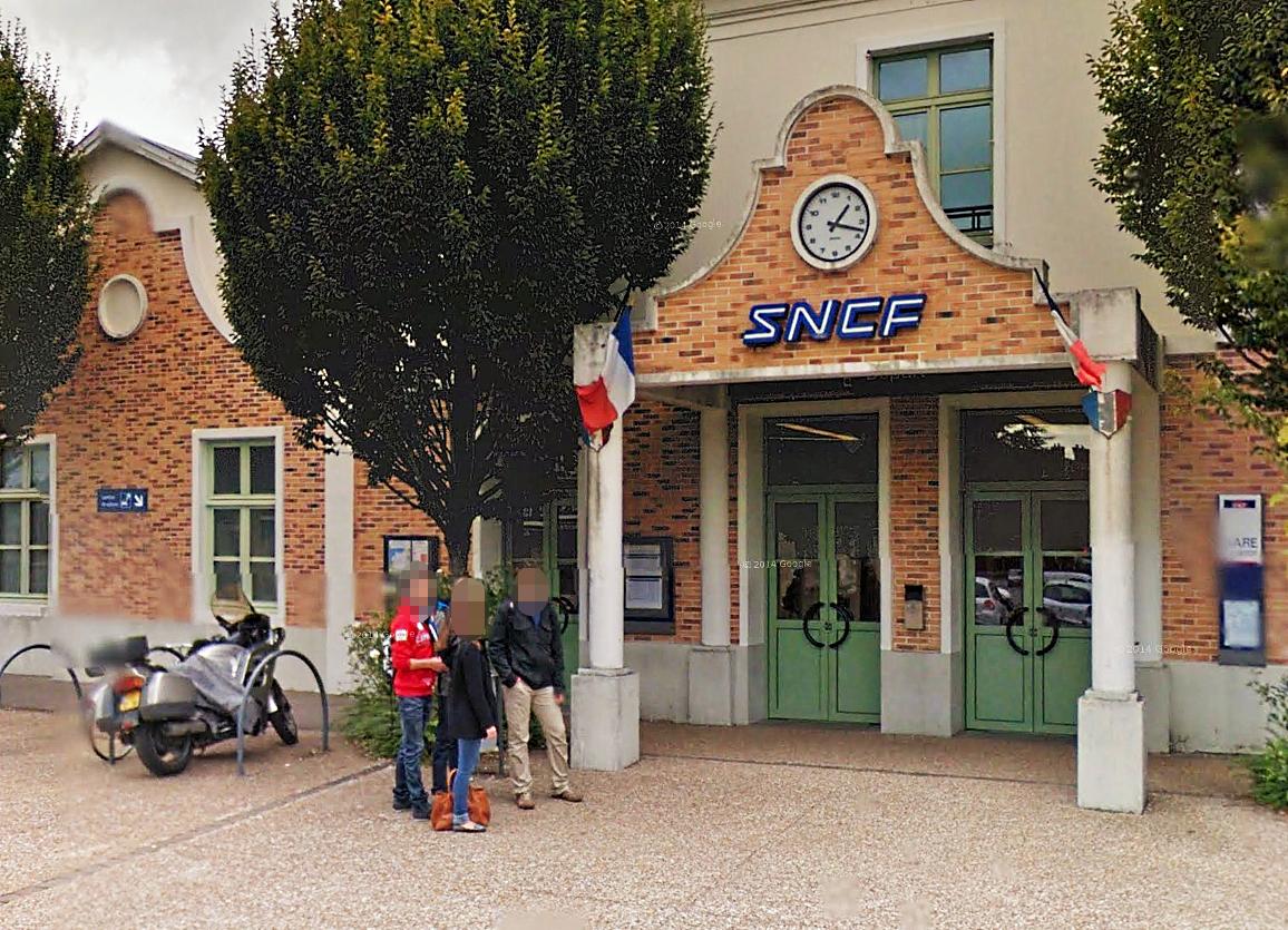 La gare d'Yvetot (Photo d'illustration)