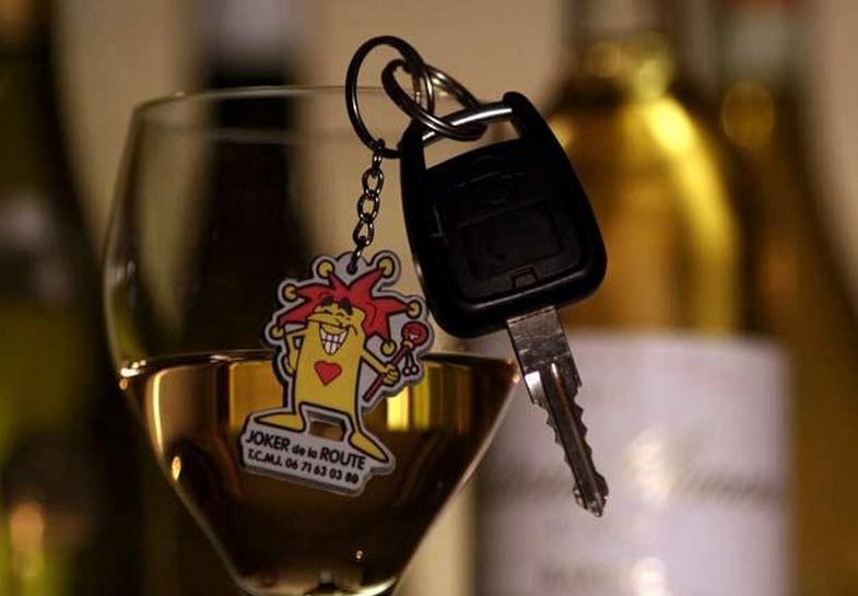 """""""Boire ou conduire, il faut choisir..."""", le célèbre slogan de la sécurité routière est toujours d'actualité !"""