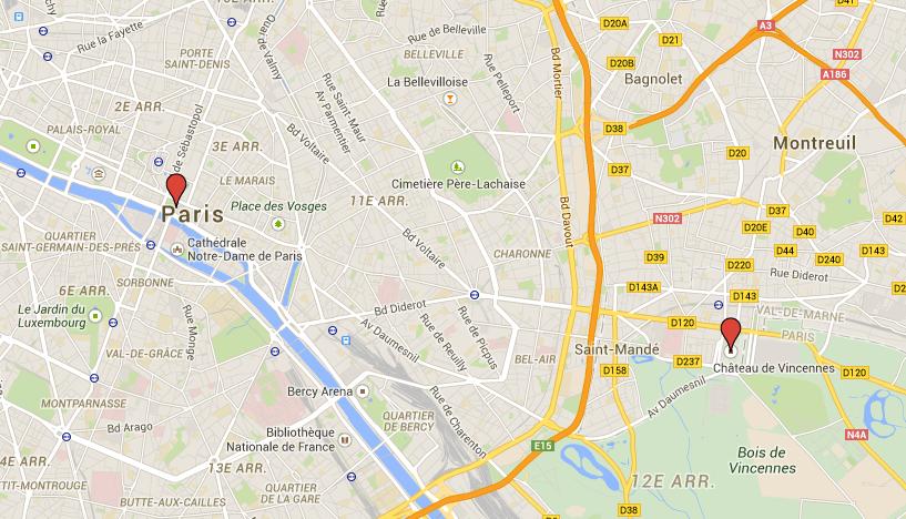 Plan anti-pollution : quelques centaines de motards manifestent dans Paris cet après-midi