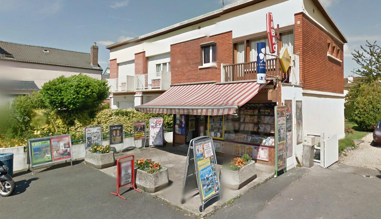 Le tabac-presse Le Havane, rue Pierre Sémard, à Sotteville (Photo d'illustration)