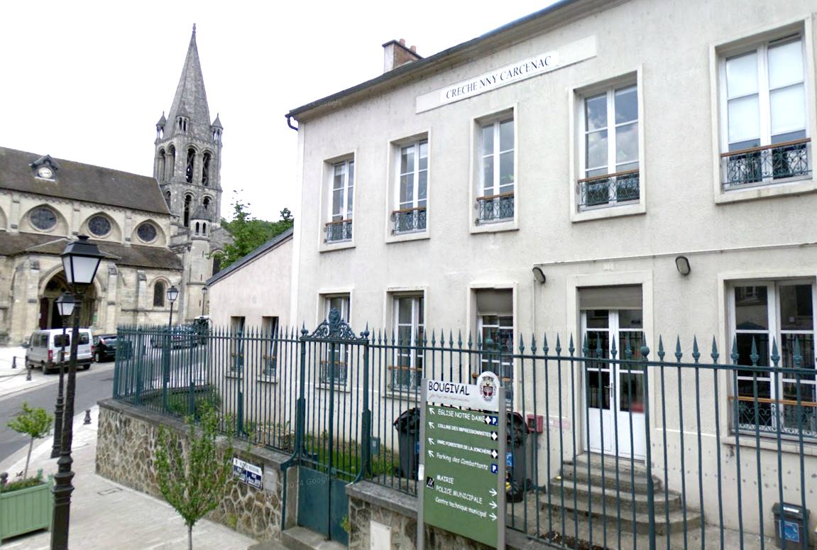 Les enfants de la crèche ont été mis en sécurité dans l'église voisine pendant l'intervention des pompiers
