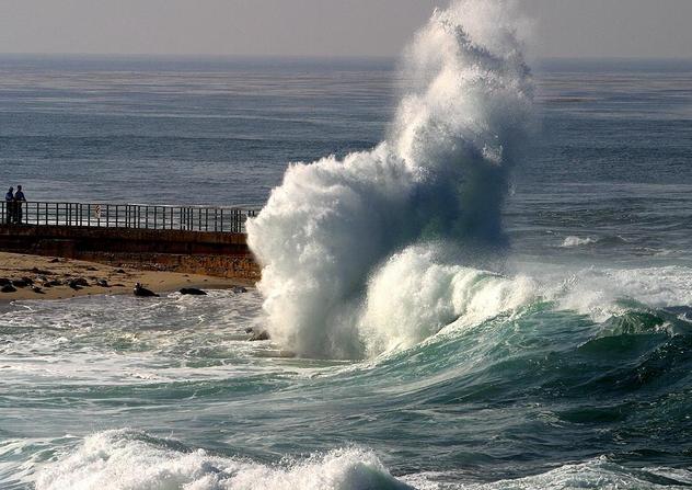 Grandes marées : mise en garde de la préfecture de Seine-Maritime
