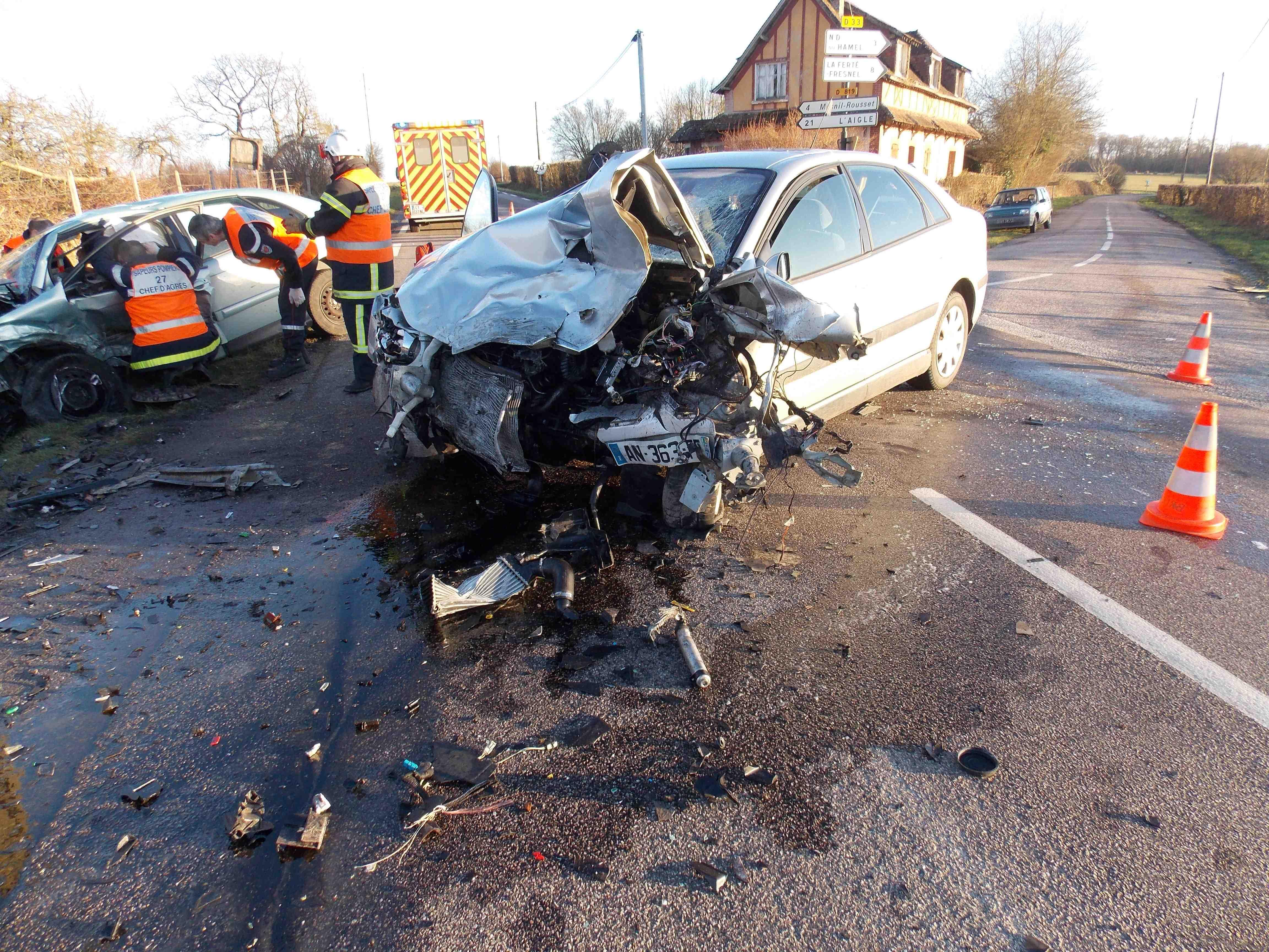 8 personnes ont déjà perdu la vie et 140 autres ont été blessées, dans 104 accidents en Seine-Maritime