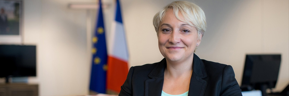Pascale Boistard (Photo @gouvernement.fr)