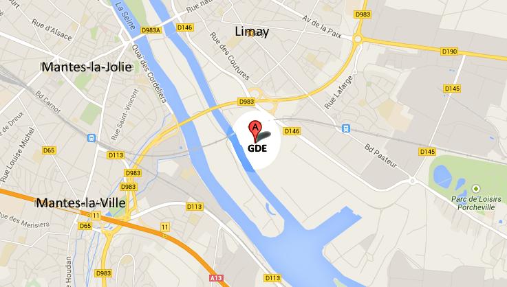 Un obus découvert dans un tas de ferraille sur le Port autonome de Limay