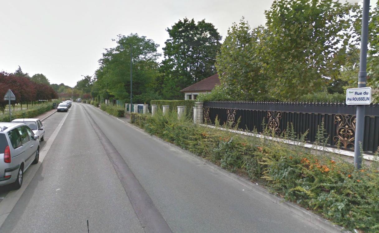 L'altercation s'est produite rue du Pré Rousselin, dans un quartier plutôt tranquille constitué de maisons individuelles et d'un petit ensemble immobilier  (Photo d'illustration)