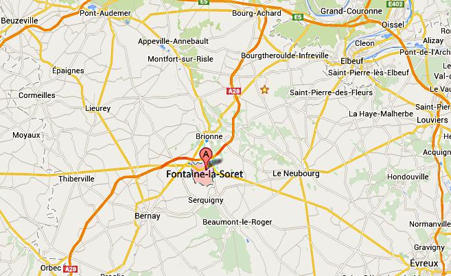 Un camion de cigarettes attaqué par un commando ce matin dans l'Eure