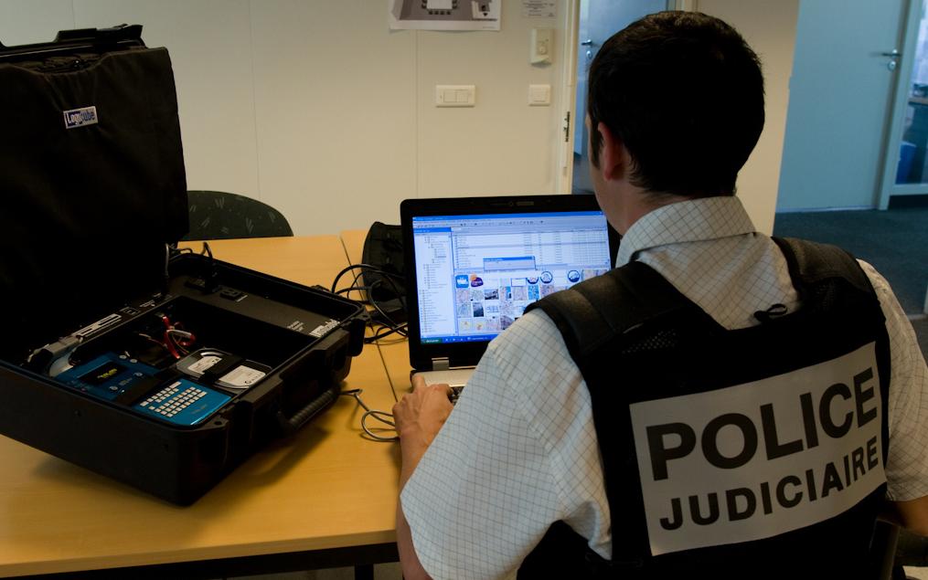 Les policiers de la Direction régionale de police judiciaire de Versailles travaillaient depuis quelque temps sur cette équipe de voleurs par ruse (Photo d'illustration @DGPN)