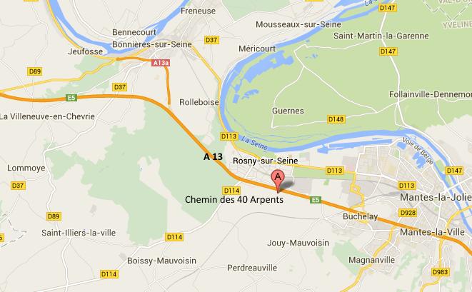 Rosny-sur-Seine : un exploitant agricole écrasé accidentellement par un de ses engins