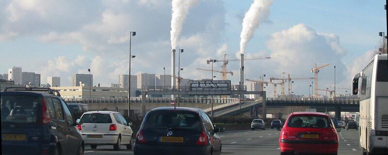 Pollution de l'air : l'alerte est maintenue pour dimanche dans les cinq départements normands