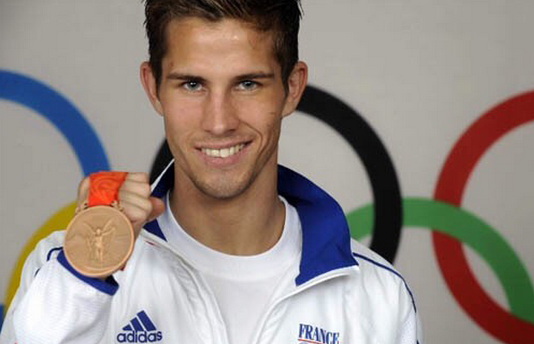 Alexis Vastine (Photo @franceolympique.com)