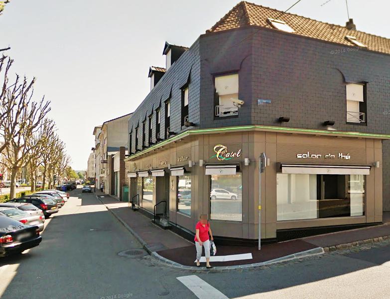 Photo d'illustration de la boulangerie-pâtisserie-traiteur, avenue Jean-Jaurès, attaquée hier soir par trois malfaiteurs