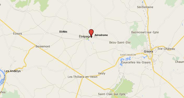 Un jeune motard tué dans un accident à Etrépagny