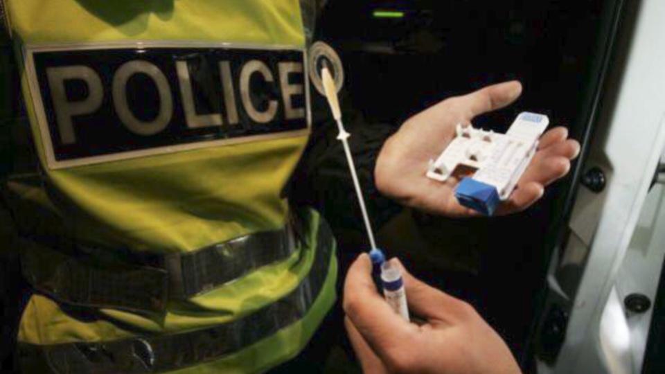 Le test salivaire permet désormais de détecter toutes sortes de produits stupéfiants (Photo d'illustration)