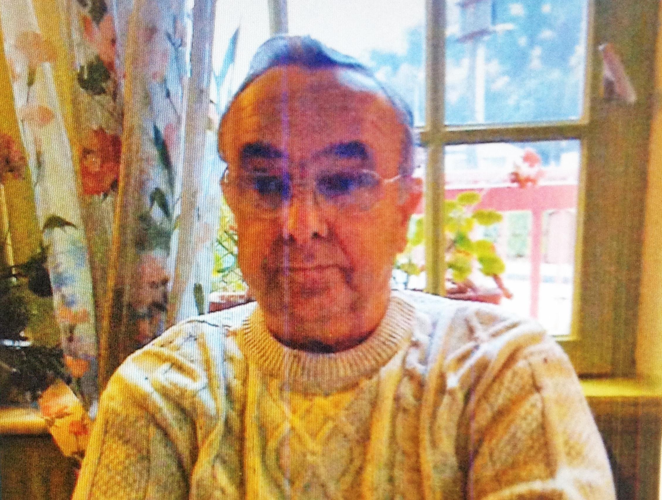 Claude Clapier a disparu depuis le 26 mars (Photo @DDSP)