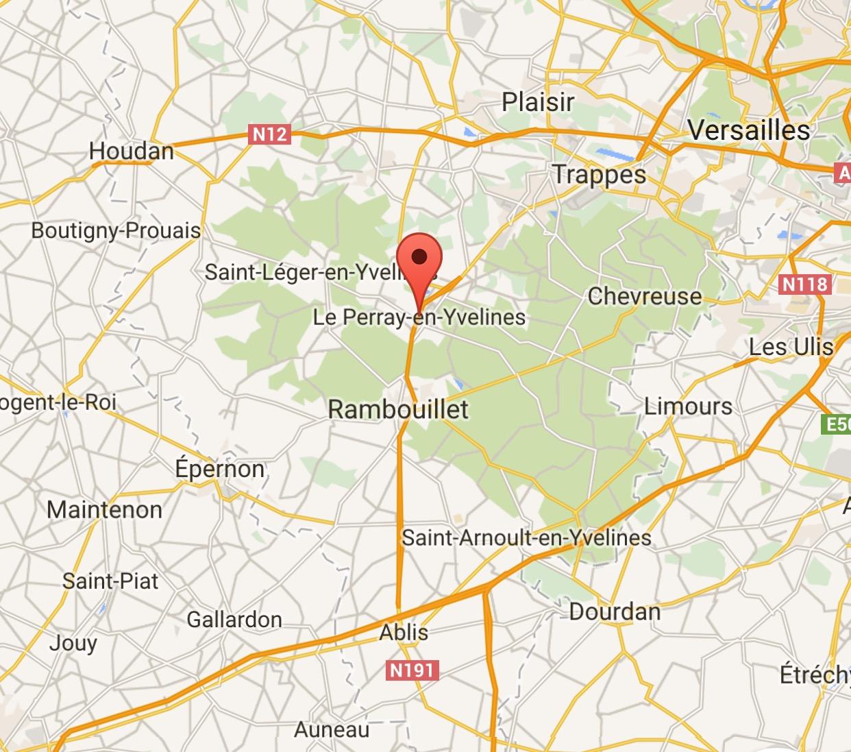 Accident : la N10 coupée ce soir dans les Yvelines, plusieurs blessés