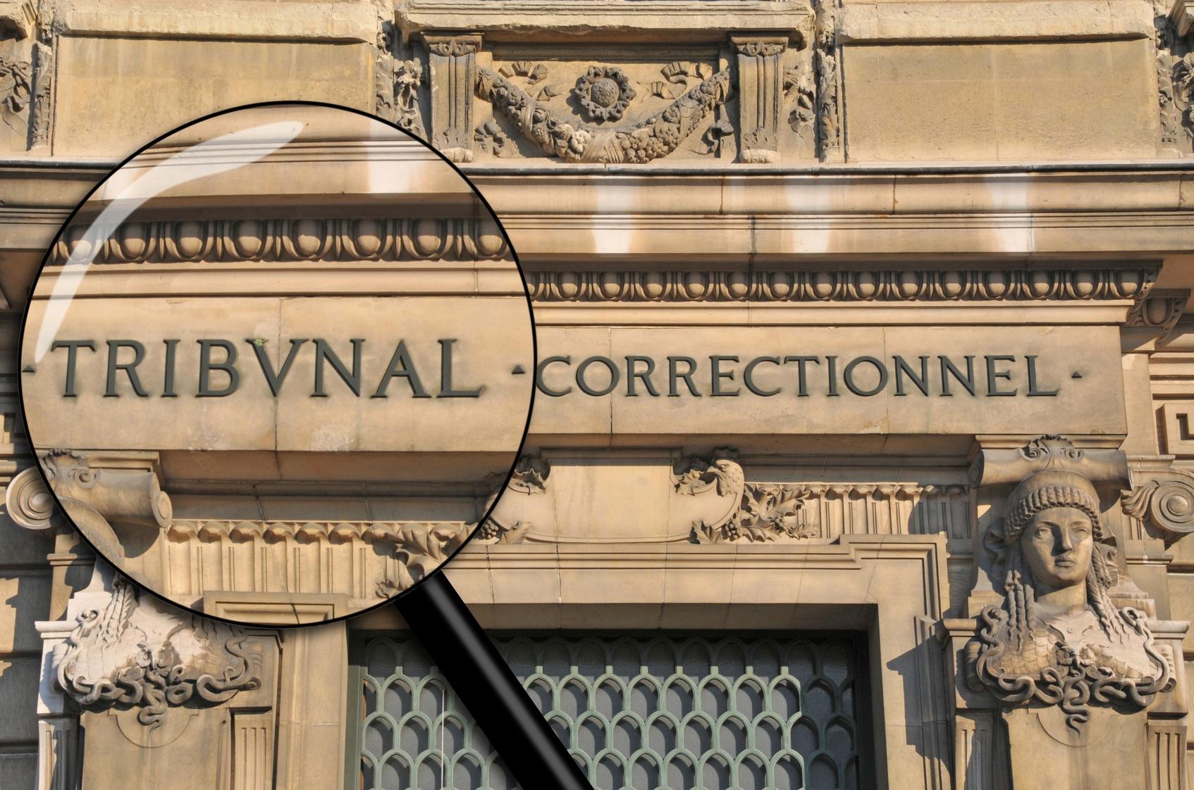 Le fils violent a été condamné à 18 mois de prison ferme (@Illustration Fotolia)