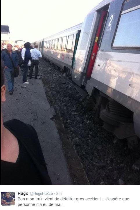 Collision à un passage à niveau en Seine-et-Marne : au moins 37 blessés dans le train de voyageurs
