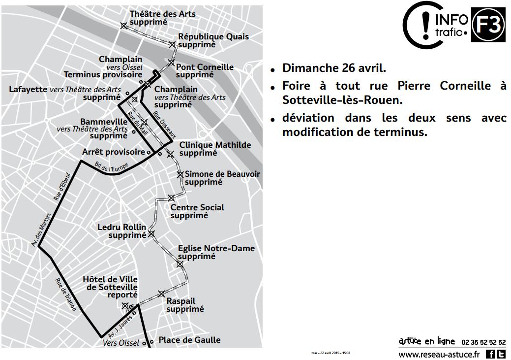 Jets de projectiles sur des bus à Oissel : la ligne déviée et des arrêts supprimés