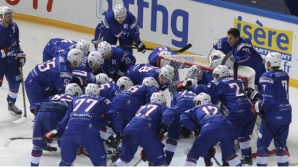 Quatre rouennais sélectionnés pour le Mondial élite de hockey sur glace du 1er au 18 mai à Prague