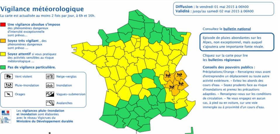 Document Météo France (cliquez dessus pour l'agrandir)