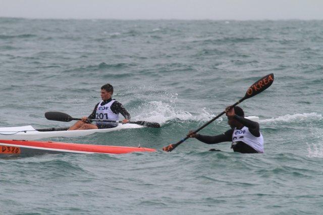 Le championnat régional de kayak à Tourlaville (Manche) annulé par la préfecture maritime