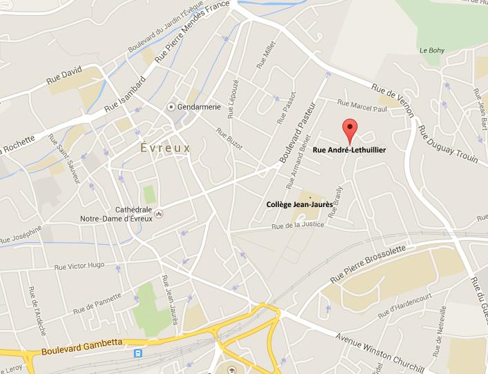 L'Audi volée lors d'un car-jacking à l'Isle-Adam localisée à Evreux grâce à un traqueur : 4 suspects interpellés
