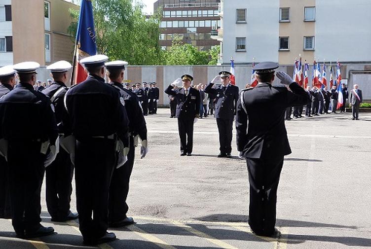 Seine-Maritime : hommage et recueillement à la mémoire des policiers morts pour la France