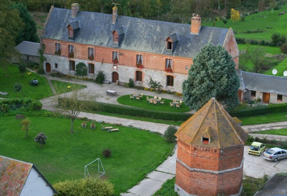 L'arboretum du manoir de Tessy à Ouville la Rivière ouvre également ses portes