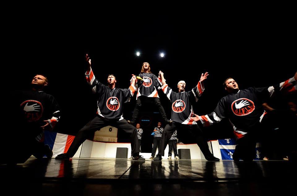 Matches d'improvisation théâtrale : des comédiens québécois à l'affiche de la GIFLE