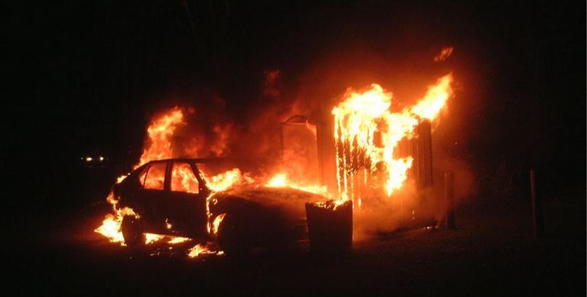 A Rouen, le voisin faisait une fixation sur la jeune femme : éconduit, il brûle sa voiture