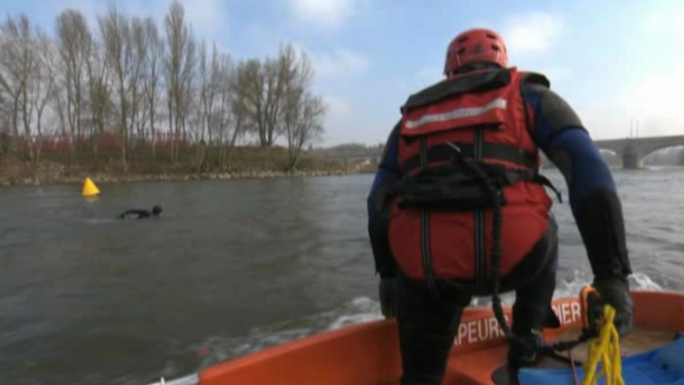 Seine-Maritime : après une dispute, un couple se jette dans la Seine et dérive sur 2,5 km en pleine nuit !