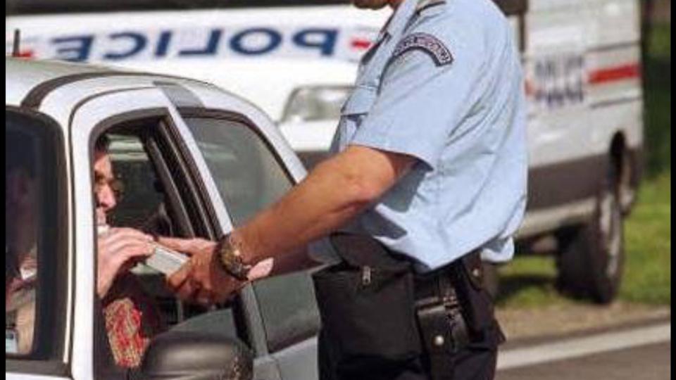 Rouen : l'auteur d'un accident conduisait avec 2,50 g d'alcool dans le sang
