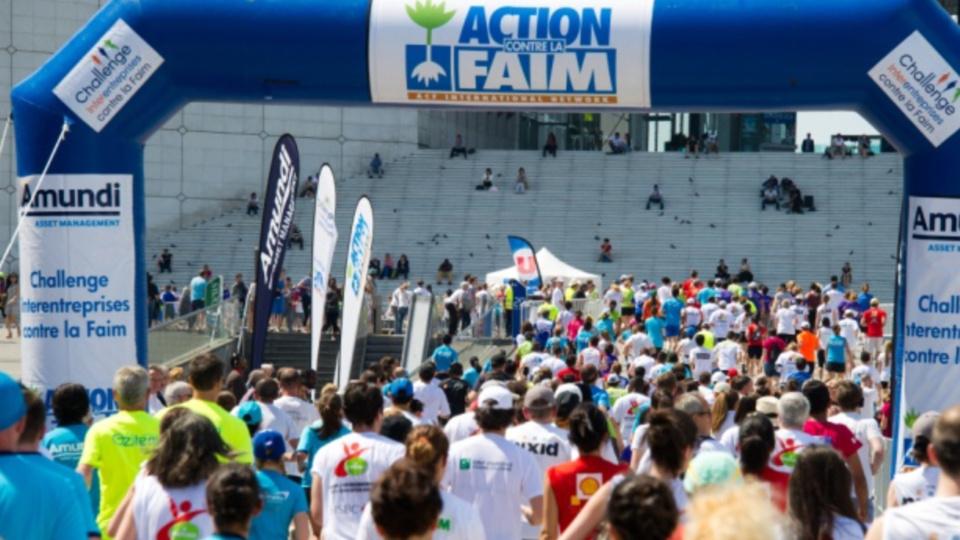 Challenge contre la faim samedi 13 juin à Rouen : comment y participer ?