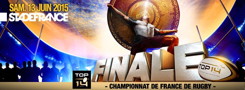 Finale de rugby Top 14 au Stade de France : circulation difficile à prévoir samedi 13 juin