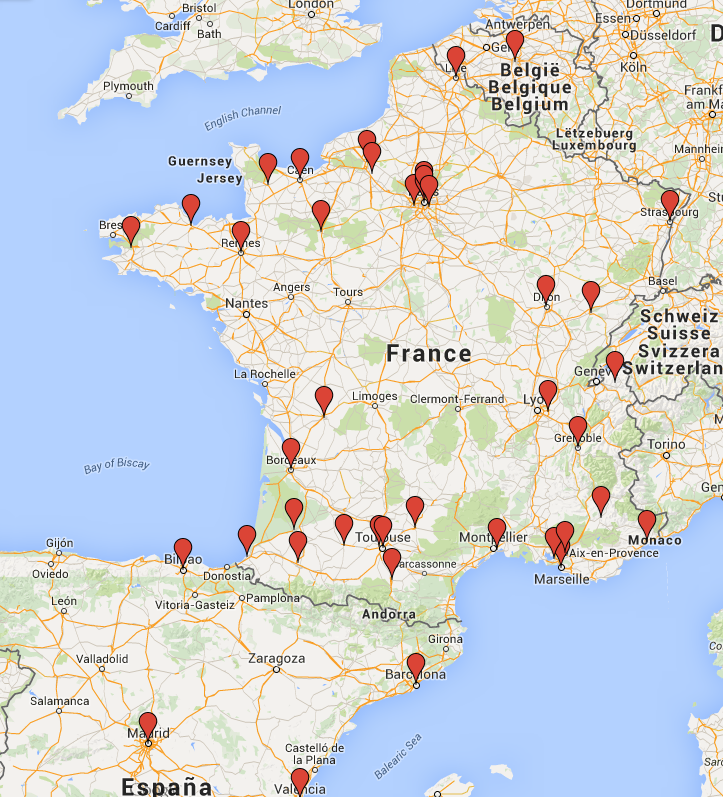 Circulation très perturbée en Ile-de-France avec la manifestation des taxis ce jeudi