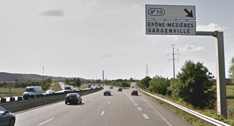 Les chaussées de l'A13 rénovées entre Epône et Poissy (Yvelines) : le chantier va durer 5 semaines